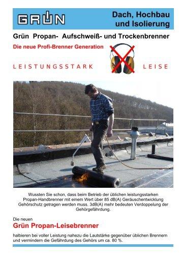 Prospekt - Grün GmbH