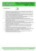 Bedienungsanleitung Safex - Grün GmbH - Page 4