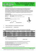 Bedienungsanleitung Safex - Grün GmbH - Page 5