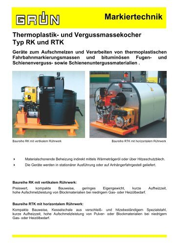 Prospekt download - Grün GmbH
