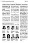 Fusionsinitiativen eingereicht - Grüne Partei Basel-Stadt - Seite 4
