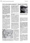 Fusionsinitiativen eingereicht - Grüne Partei Basel-Stadt - Seite 6