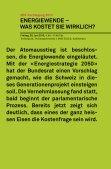 EnErgiEwEndE – - Schweizerische Energie-Stiftung - Seite 2