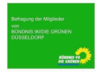 Download der Präsentation als pdf - Bündnis 90/Die Grünen ...