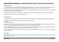 Geschäftsordnung von Bündnis 90/Die Grünen Kreisverband ...