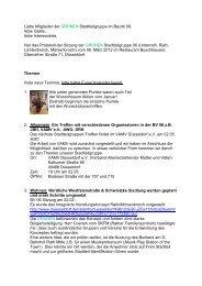 Stadtteilgruppe am 6.03.2012 - Bericht (pdf-Datei)