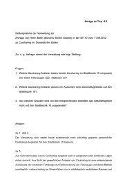 Die Antwort der Verwaltung (pdf-Datei) - Bündnis 90/Die Grünen ...