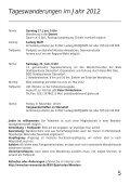 Wandertouren 2012 - Betriebssport-Verband Münster - Seite 7