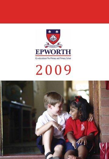 PRIMARY-and-PRE-PRIM.. - Epworth School