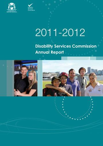 Disability Services Annual Report 2011-2012
