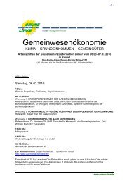 Einladung mit Einführungstext als PDF-Datei - Grüne Linke