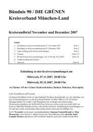 Kreisrundbrief November+Dezember 2007 - Kreisverband München ...