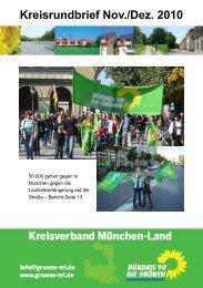 Kreisrundbrief November + Dezember 2010 - Bündnis 90/Die ...