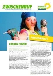 FRAUEN-POWER - Bündnis 90/Die Grünen Nürnberg