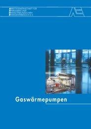 Gaswärmepumpen
