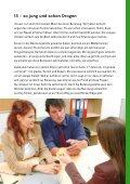 Sucht frühzeitig erkennen und helfen - Grüner Kreis - Seite 4