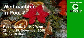 28. und 29. November 2008 - Grüner Kreis