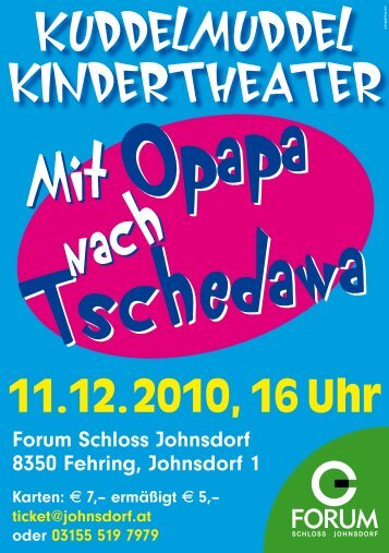 Kuddelmuddel Kindertheater - Grüner Kreis