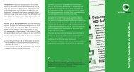 Suchtprävention in Betrieben - Grüner Kreis