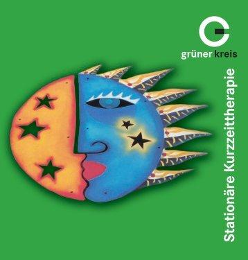 Stationäre Kurzzeittherapie - Grüner Kreis