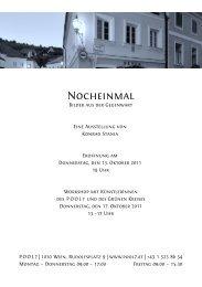 Nocheinmal - Grüner Kreis