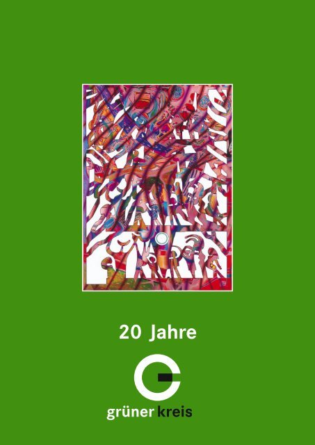 Festschrift 20 Jahre (2003) - Grüner Kreis