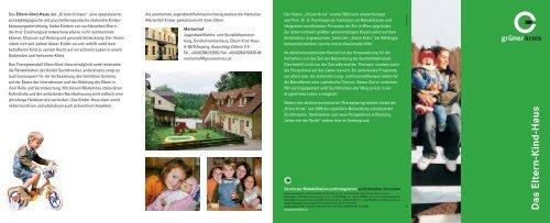 Eltern-Kind-Haus - Grüner Kreis