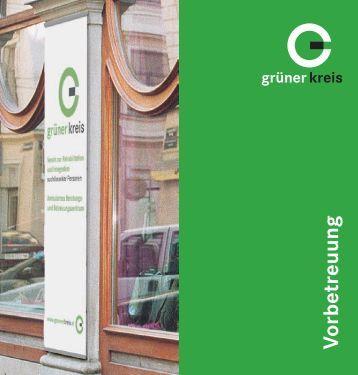 Vorbetreuung - Grüner Kreis