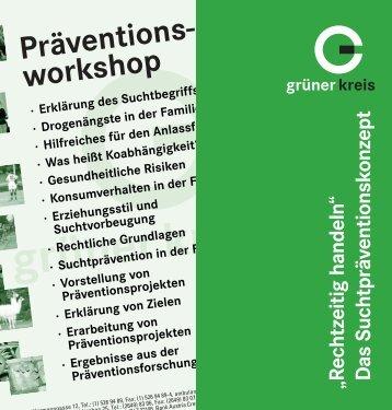 Prävention - Grüner Kreis