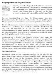 KStA dazu/pdf - Grünen in Wesseling