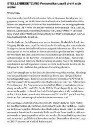 Stellenbesetzung KStA/pdf - Grünen in Wesseling