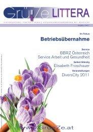 Betriebsübernahme - GründerInnenzentrum für Menschen mit ...