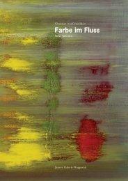 Katalog Farbe im Fluss.indd (3).pdf - Christian v. Grumbkow