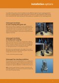 Submersible sewage grinder pumps - Grundfos - Page 3