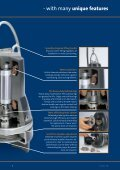 Submersible sewage grinder pumps - Grundfos - Page 5