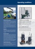 Submersible sewage grinder pumps - Grundfos - Page 7