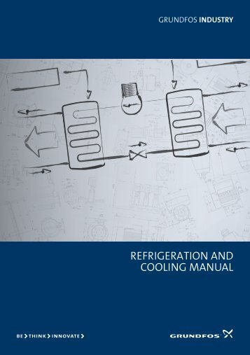 ReFRiGeRatiON aND cOOliNG maNUal - Grundfos