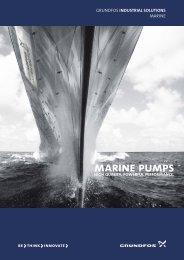 Marine puMps - Grundfos
