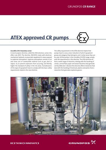 grundfos cr pumps catalogue pdf