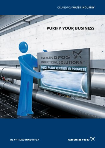 purify your business - Grundfos