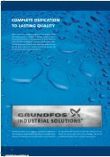 purify your business - Grundfos - Page 2