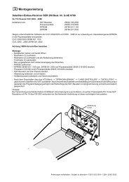 SER 250 - Grundig-info.de