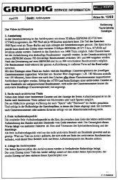 Archiv System / Nachrüstung und Infos 10_15/93 - Grundig-info.de