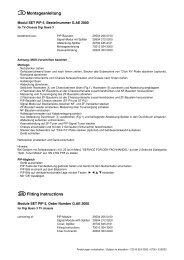 Montage PIP 5 - Grundig-info.de
