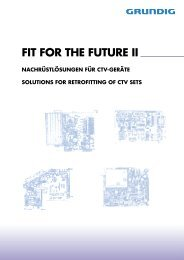 FIT FOR THE FUTURE II - Grundig-info.de