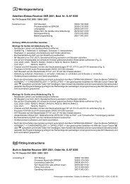 SER 2001 - Grundig-info.de