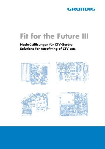 Fit for the Future III - Grundig-info.de