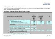 KanAm grundinvest Fonds – Ausschüttungsanzeige Dem Anleger ...