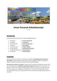 Unser Personal-Arbeitskonzept - Grundschule Harmonie