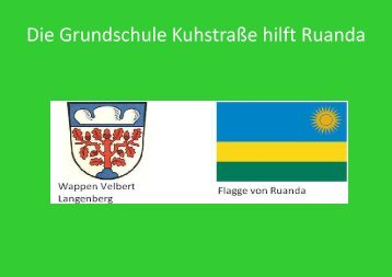 (Microsoft PowerPoint - Die Grundschule Kuhstra\337e hilft Ruanda ...
